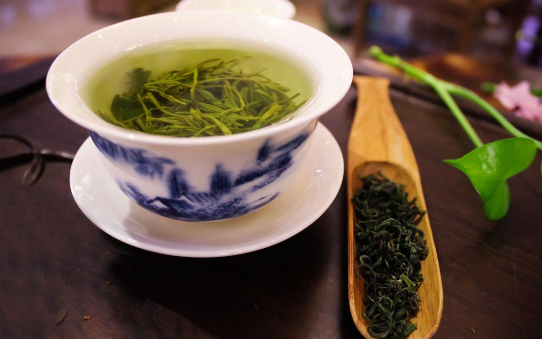 Green Tea or Sencha?