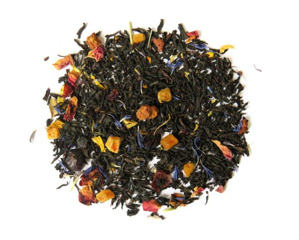 BLACK TEA WITH MANGO AND PASSION