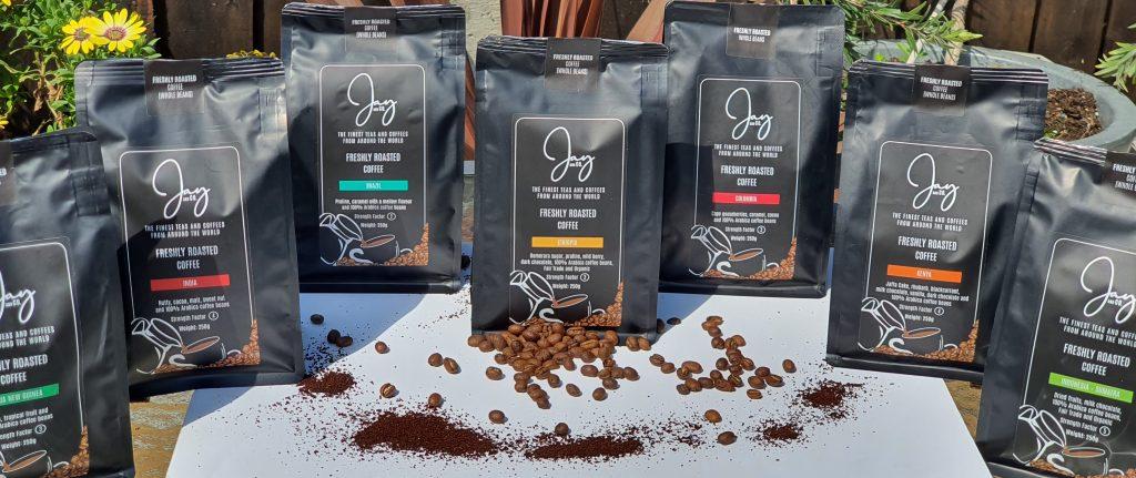 JayandCo Coffee Range