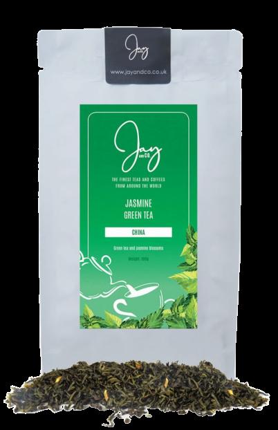 Jasmine Green Tea Transparent Background